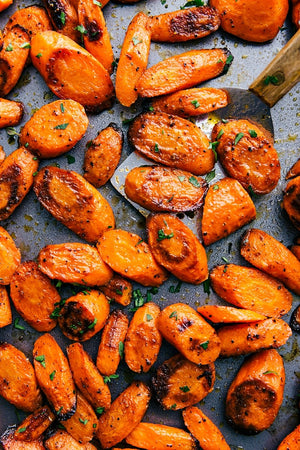 Roasted Organic Carrots 1#