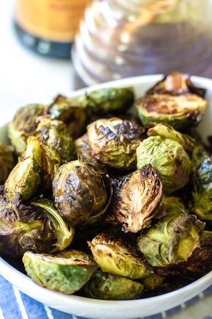 Roasted Brussels Sprouts **KF