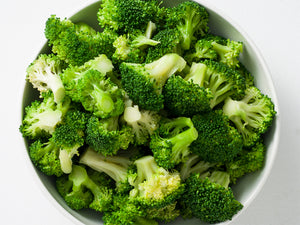 Blanched Broccoli **KF