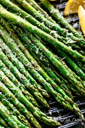 Blanched Asparagus **KF