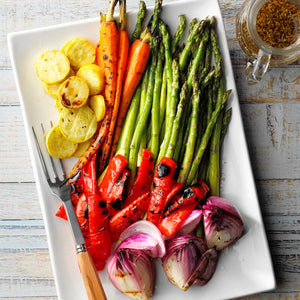 Grilled Vegetables **KF