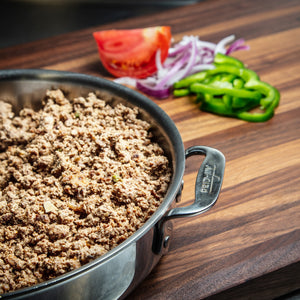 Seasoned All Natural  Ground Turkey