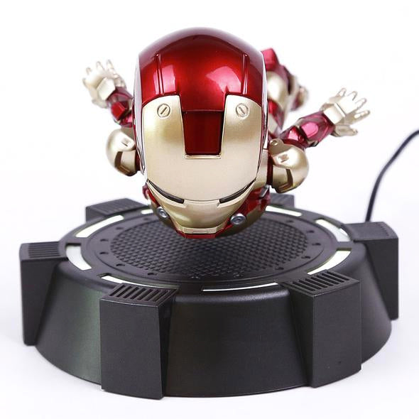Iron Man Magnetic Floating