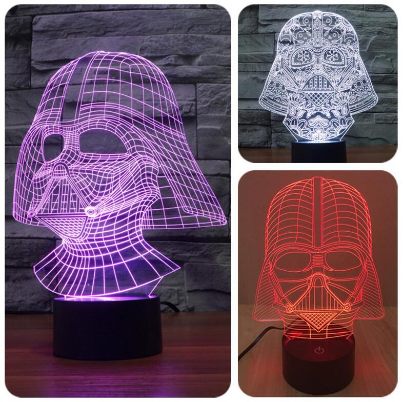 Star Wars: 3D Night Lights