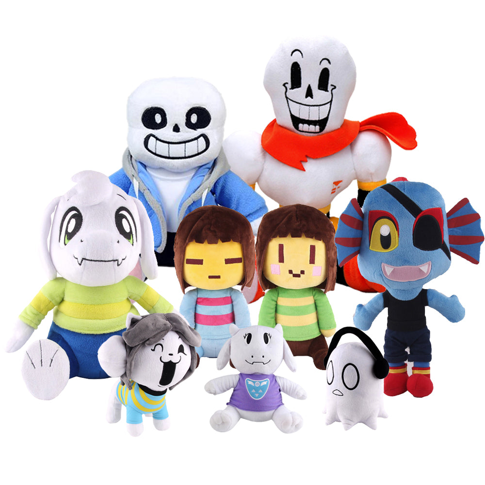 Undertale Plushes (40% Off Today)