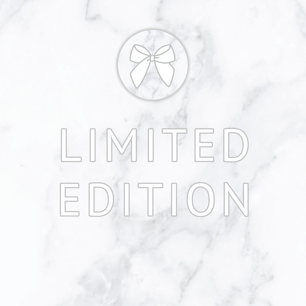 LIMTIED EDITION COLLABORATIONS