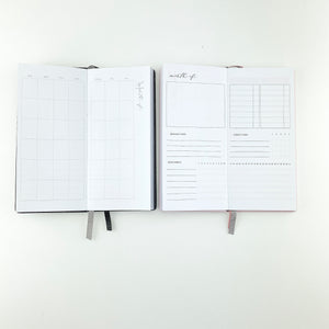 PrintPression Planner - WEEKS - (DAILY LAYOUT)