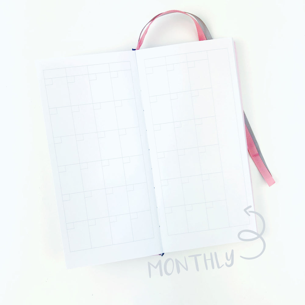 PrintPression Planner - WEEKS
