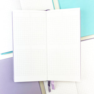 6 MONTH WEEKLY FORMAT (SUMMER COLLECTION) PLANNER