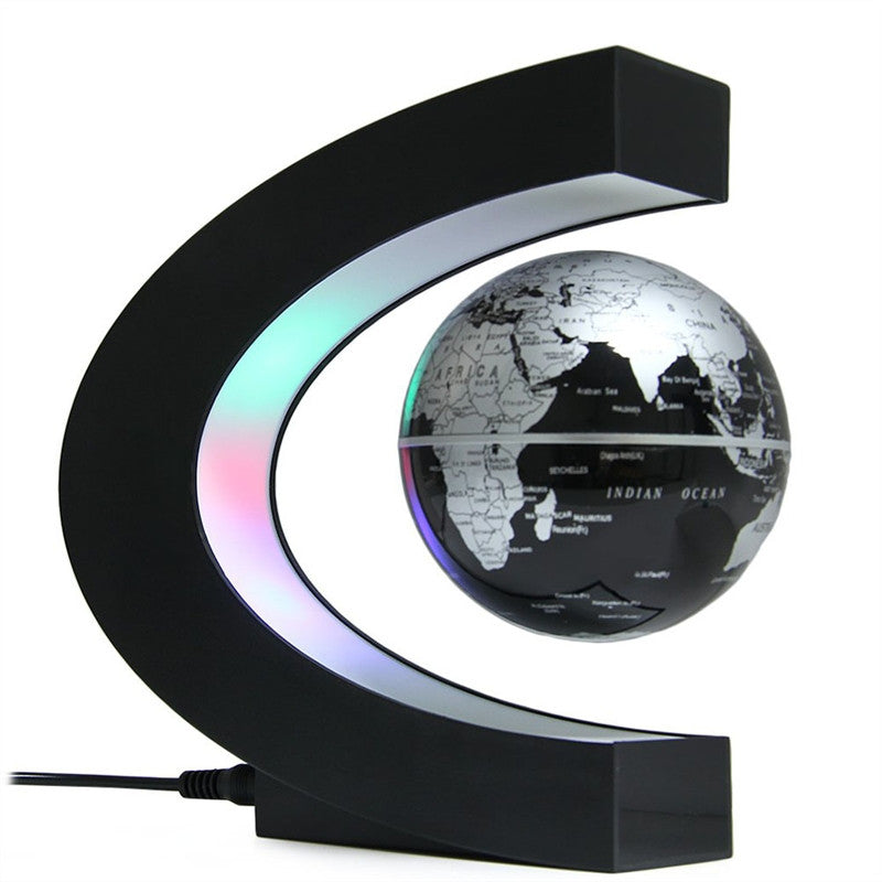 C Shape Magnetic Floating Globe