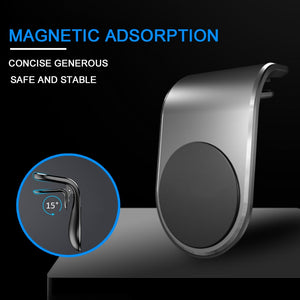Magnetic Phone Holder For Car - Dudevillage
