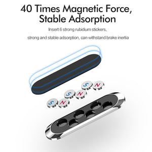 Magnetic Aluminum Phone Holder - Dudevillage