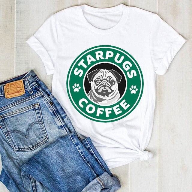Starpugs Coffee - T-shirt
