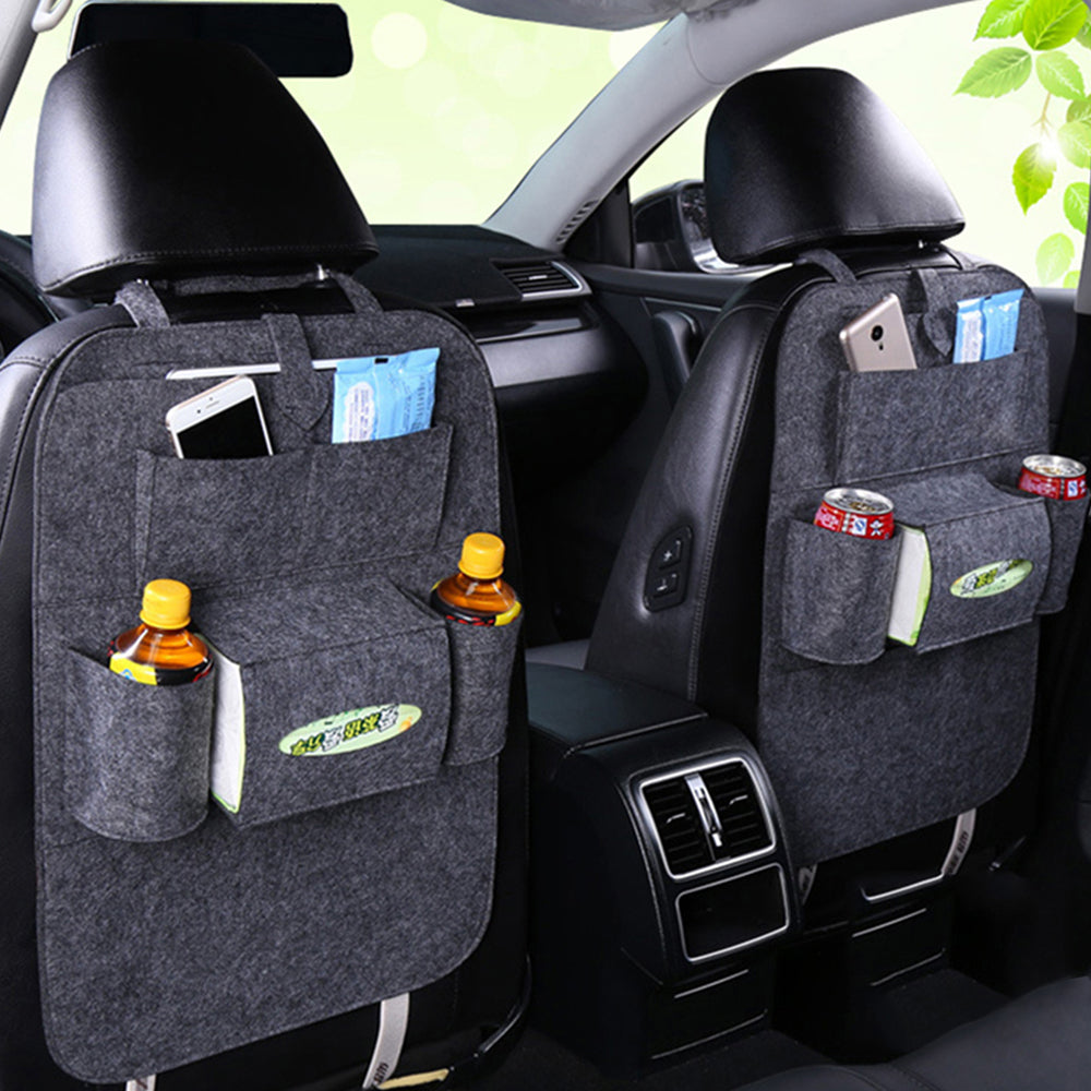 Universal Back Seat Multi-Pocketed Organizer - Dudevillage
