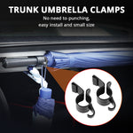 Trunk Umbrella Clamps - Dudevillage