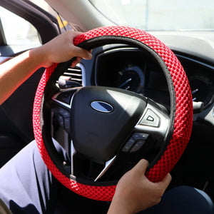 Skid-proof Steering Wheel Cover - Dudevillage