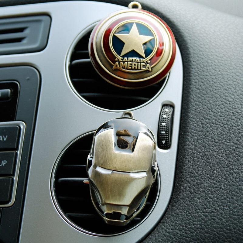 The Avengers Car Air Condition Vent Perfume / Air Freshener - Dudevillage
