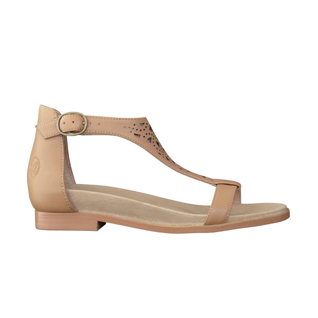 arch support shoes aneara amelia caramel narrow fit