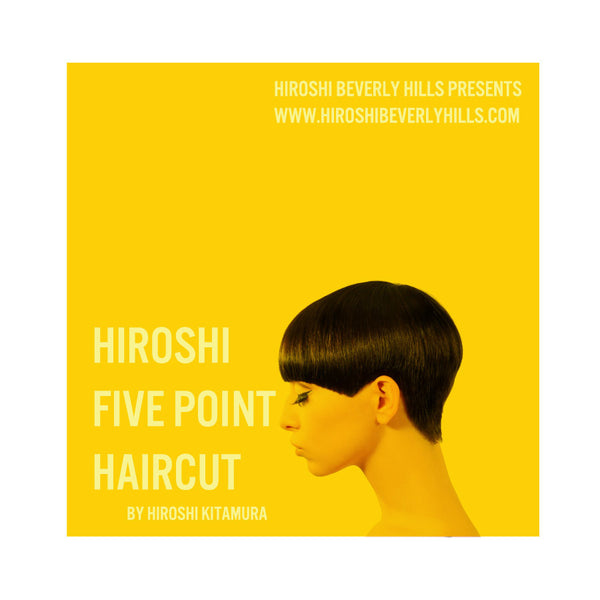 Hiroshi Five point Haircut DVD