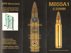 M855A1 Fact or Fiction?