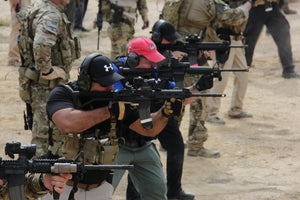 Advanced Combat Carbine Training - TX (LEO/ MIL)