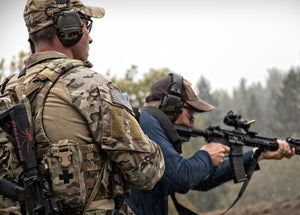 Combat Pistol & Carbine Training - MN (LEO/ MIL Only)