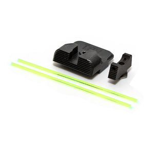 RB1 Enhanced Combat Sights — Fiber Optic