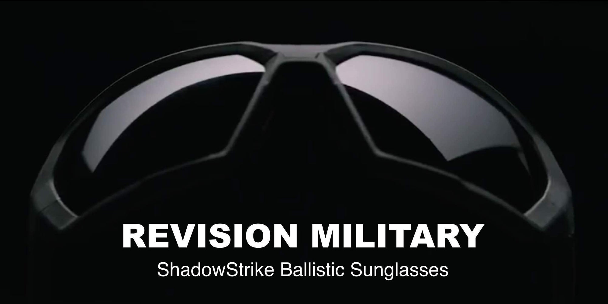 The Briefing Room - Tactical Gear Blog Product Spotlight - Revision Shadowstrike Ballistic Sunglasses Tactical Gear Police Military News Articles Australia