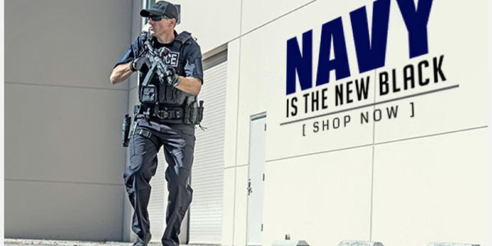 The Briefing Room - Tactical Gear Blog Navy is the New Black! Tactical Gear Police Military News Articles Australia