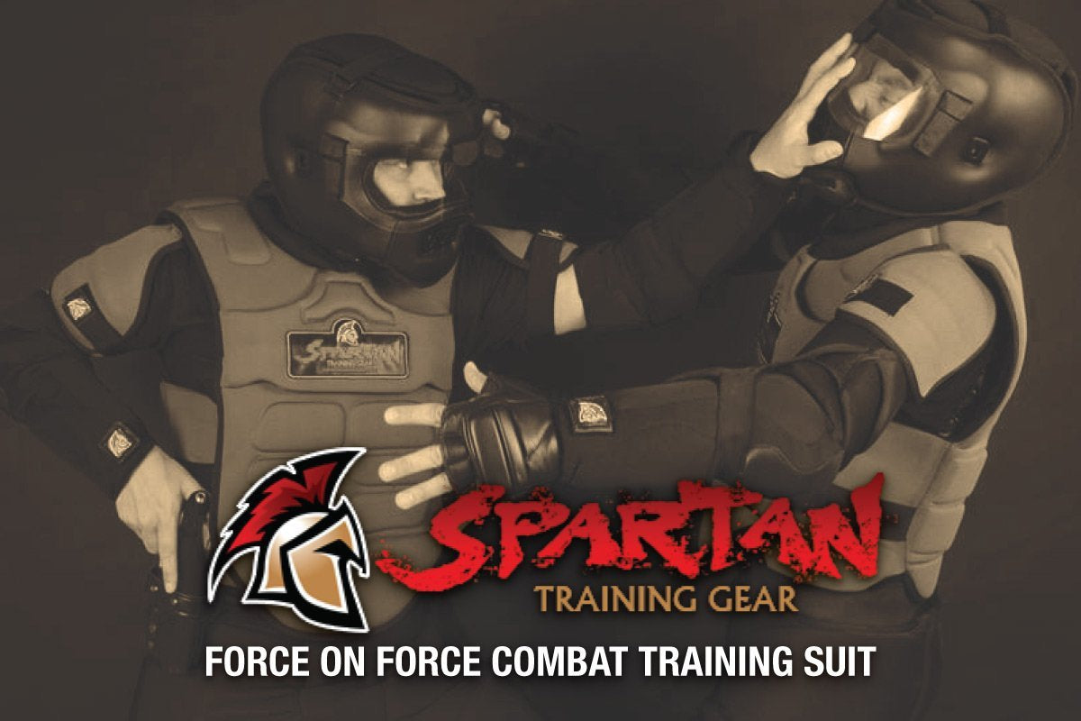 Government News Brand Spotlight: Spartan Training Gear Force on Force Combat Suit Tactical Gear Police Military News Articles Australia