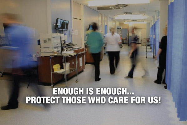 Enough Is Enough... Protect Those Who Care For Us!