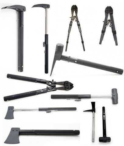 RuhlTech manufactures a wide range of breaching tools for military and law enforcement agencies