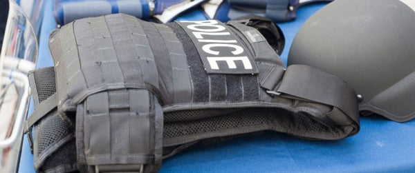 Stab Resistant Vests for Police Officers