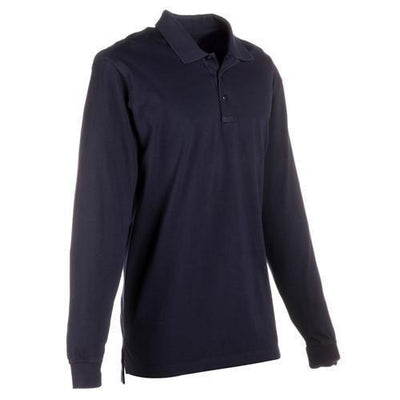 5.11 Tactical Men's Long Sleeve Tactical Polo-Clothing and Apparel-Tactical Gear Australia