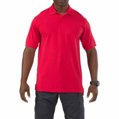 5.11 Tactical Professional Short Sleeve Polo Shirt-Clothing and Apparel-Tactical Gear Australia
