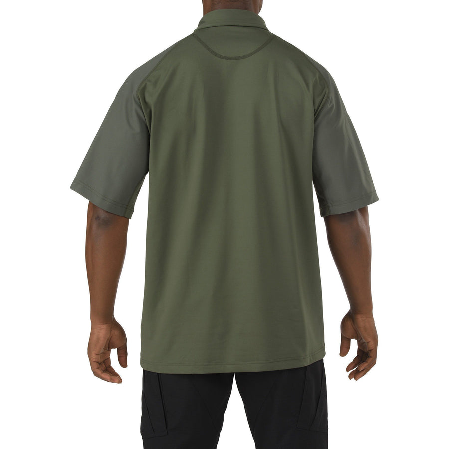 5.11 Tactical Rapid Performance Short Sleeve Polo-Clothing and Apparel-Tactical Gear Australia