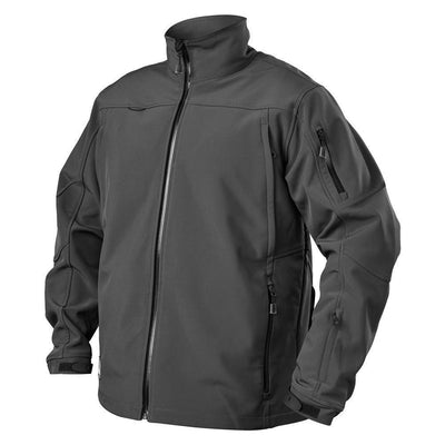 Blackhawk Tac Life Softshell Jacket Black-Clothing and Apparel-Tactical Gear Australia