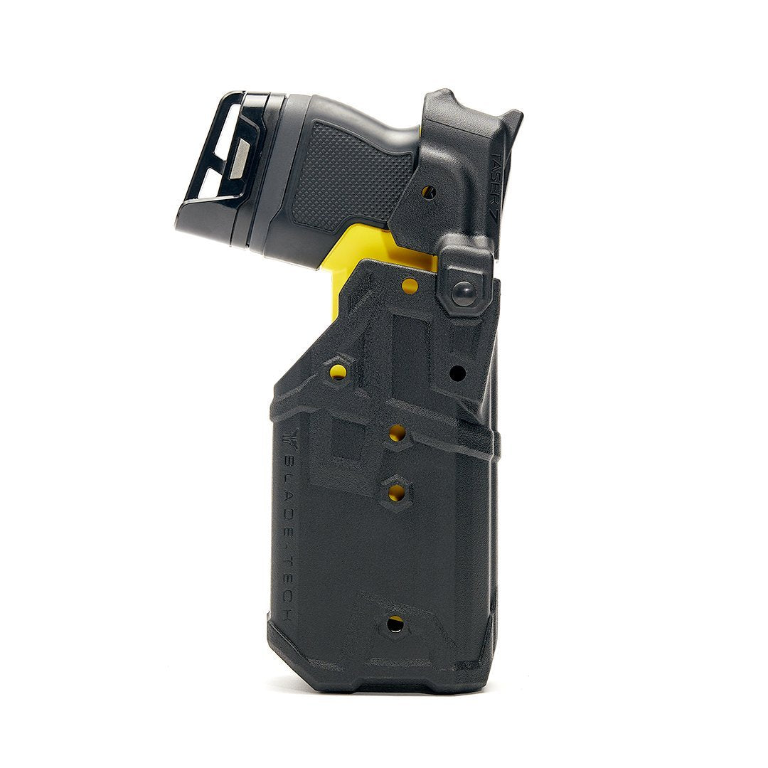 Blade-Tech Taser 7 Holsters Black Tactical Gear Australia Supplier Distributor Dealer