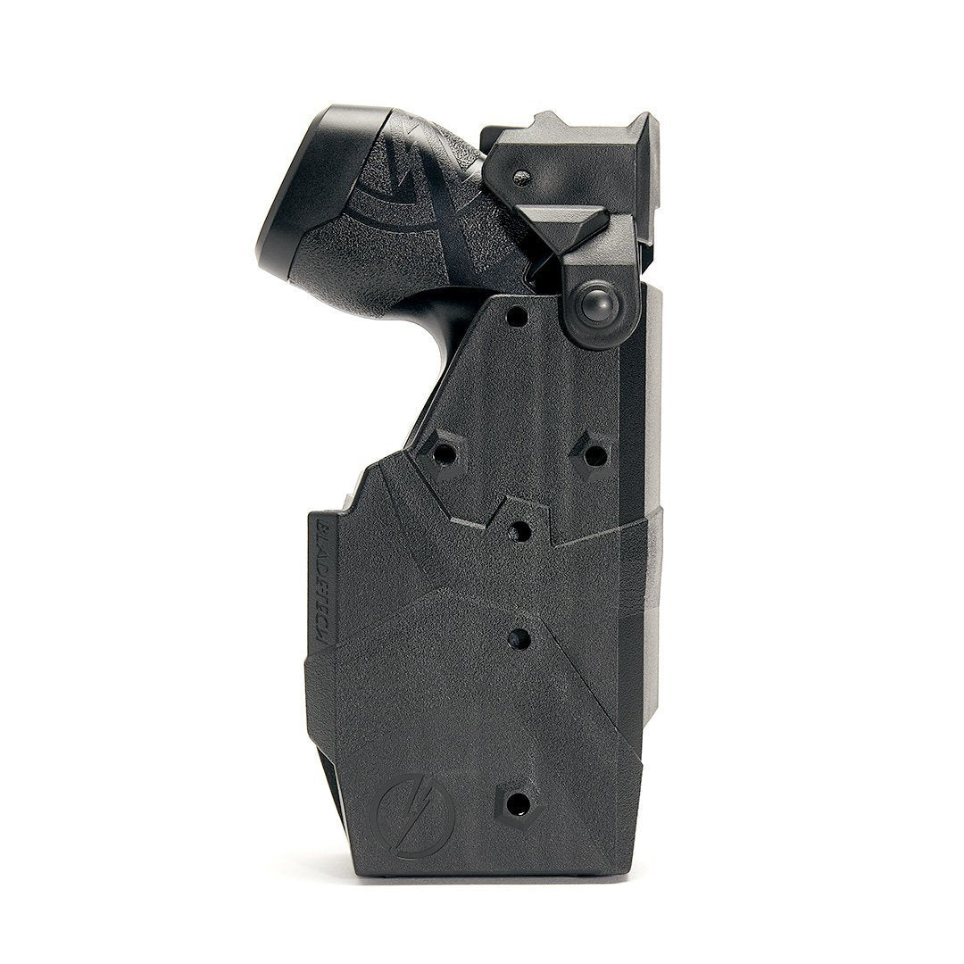 Blade-Tech Taser X2 Holsters Black Tactical Gear Australia Supplier Distributor Dealer