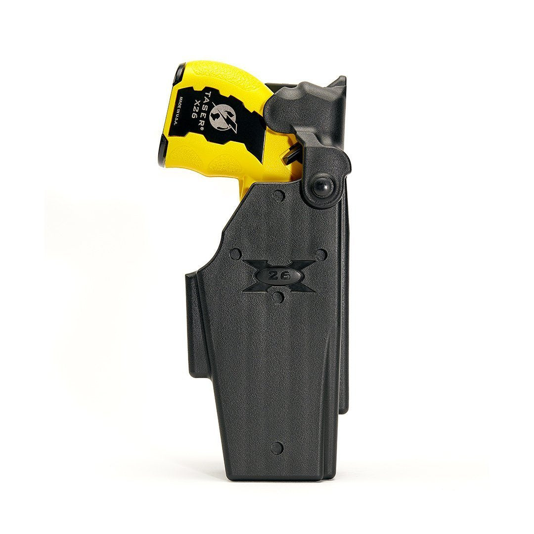 Blade-Tech Taser X26 Holsters Black Tactical Gear Australia Supplier Distributor Dealer