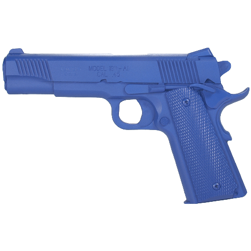 Blue Training Guns - 1911-A1 Training Gun Color: Black Weighted: Yes Tactical Gear Australia Supplier Distributor Dealer