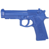 Blue Training Guns - Beretta 92 Vertec Color: Black Weighted: Yes-Training Gear-Tactical Gear Australia