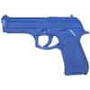 Blue Training Guns - Beretta 92D Centurion Color: Black Weighted: Yes-Training Gear-Tactical Gear Australia