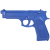 Blue Training Guns - Beretta 92F Color: Blue Weighted: Yes-Training Gear-Tactical Gear Australia