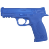 Blue Training Guns - Smith & Wesson M&P 40 Color: Blue Weighted: Yes-Training Gear-Tactical Gear Australia