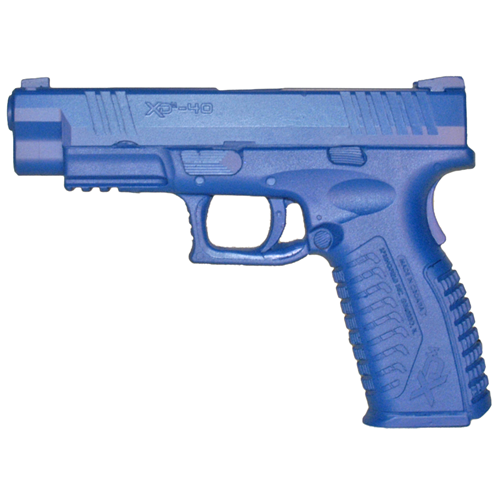 Blue Training Guns - Springfield XDM 40 Color: Blue Weighted: No Tactical Gear Australia Supplier Distributor Dealer