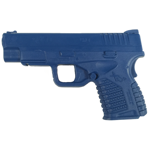 Blue Training Guns - Springfield XDS 4.0 Pistol Color: Black Weighted: Yes Tactical Gear Australia Supplier Distributor Dealer