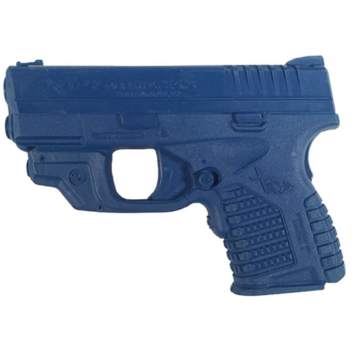 Blue Training Guns - Springfield XDS w/ Crimson Trace Category: Handgun Color: Blue Manufacturer: Springfield Model: XDS Weighted: Yes Option: Crimson Trace Laser Grip Tactical Gear Australia Supplier Distributor Dealer