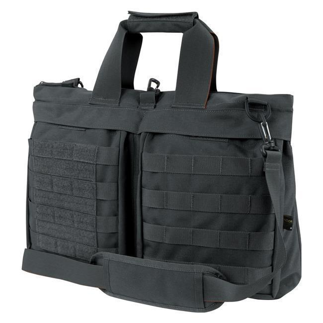 Condor Aviator Bag Black-Bags, Backpacks and Protective Cases-Tactical Gear Australia