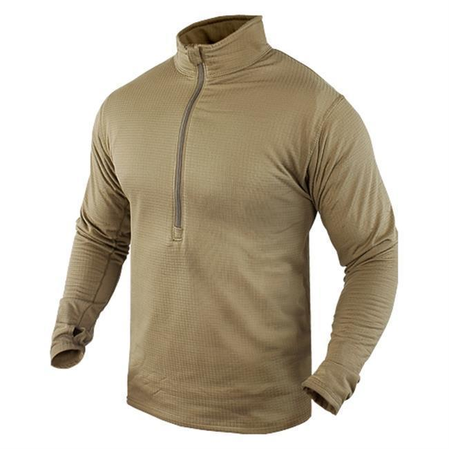 Condor Base II Zip Pullover-Clothing and Apparel-Tactical Gear Australia